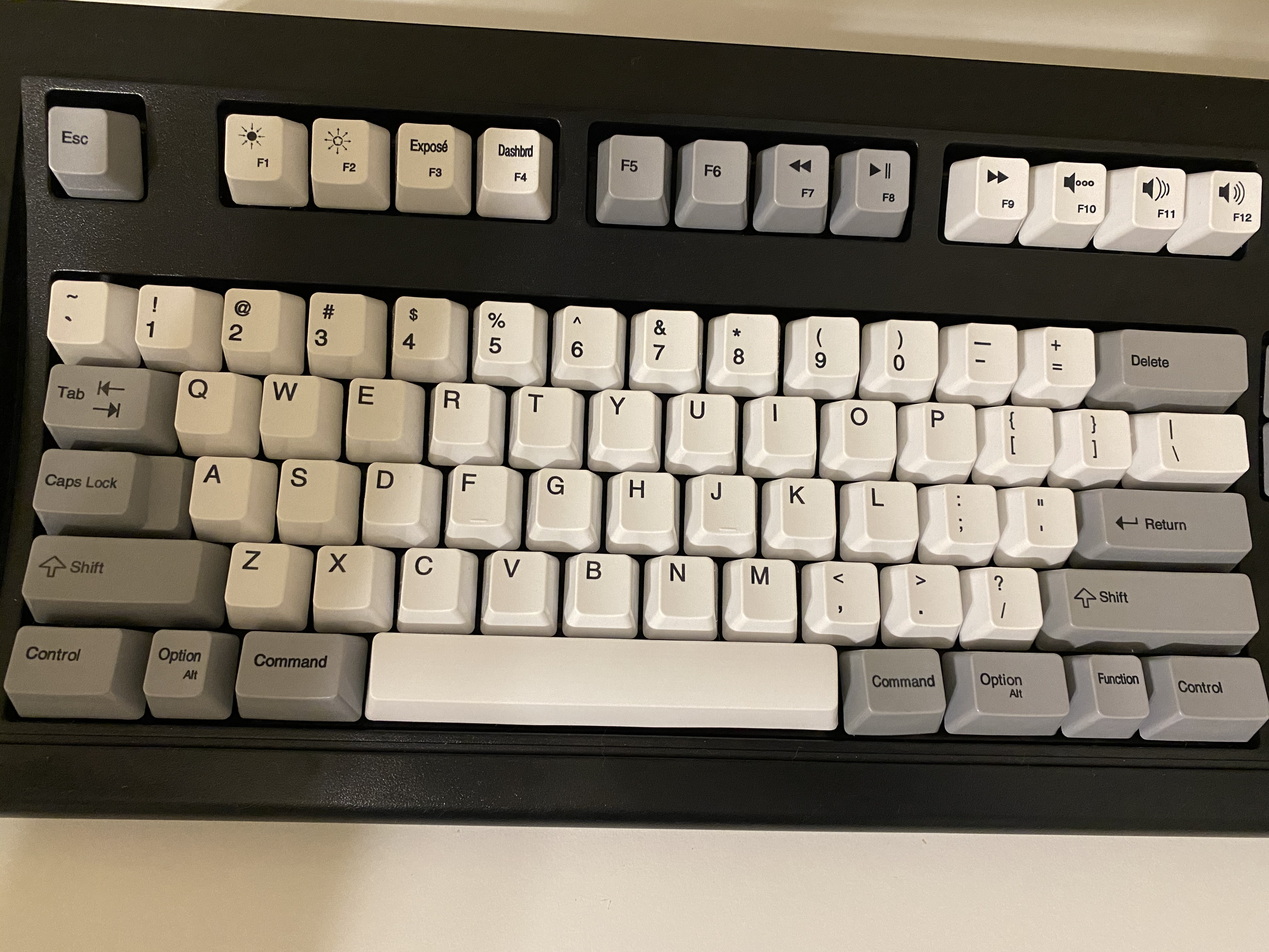 Unicomp New Model M with macOS layout